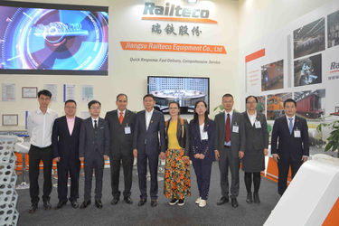 China Jiangsu Railteco Equipment Co., Ltd.